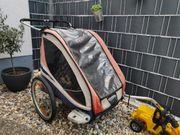 Chariot Corsaire XL Thule Fahrrad