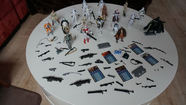 Star Wars Spielfiguren