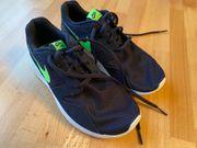 Lauf- Sportschuhe Nike Free dunkelblau