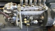 Deutz F6L912 Motor Umbau für
