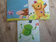 3 Bilder für das Kinderzimmer