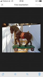 Holz Pferd Spielzeug Pferd