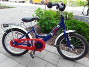 Puky Fahrrad 16 Käpt n
