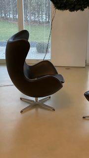 Fritz Hansen Egg Chair Edition