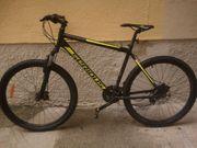 Serious Mountainbike gut erhalten Schaltung