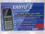 Seniorenhandy EasyProject von EasyUse SMS