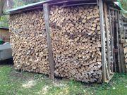 Brennholz hart 33cm lang