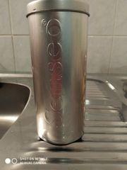Senseo Kaffeepadsdose zu verschenken