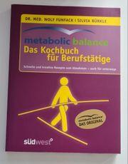 Buch Kochbuch metabolic balance