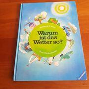 Kindersachbuch Warum ist das Wetter