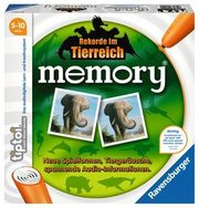 tiptoi® memory Rekorde im Tierreich