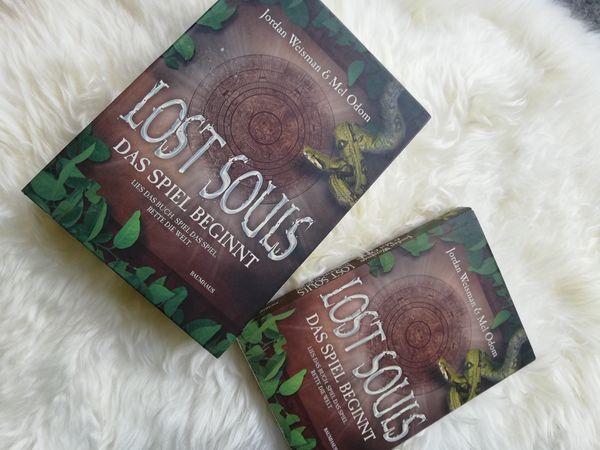 Lost Souls- Das Spiel beginnt