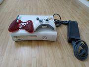 Xbox 360 60gb mit Spielen