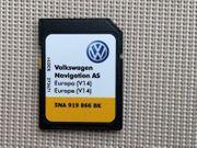 VW Navi Update für Baujahr