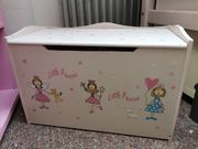 Spielzeug Truhe Little Princess