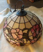 Deckenlampe Tiffany-Stil