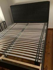 Bett Doppelbett Ehebett 211 x