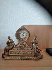Altes Uhr zu Verkaufen Bronz