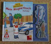 Magnetbuch Polizei