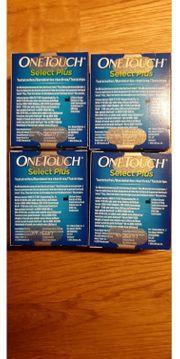 One Touch Select plus Teststreifen