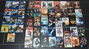 53x 1A Spielfilme DVD-BluRay-Sammlung viele