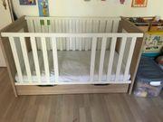 Babybett mit Bettkasten schön mit