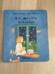 Buch Ich möchte schlafen Ellermann-Verlag
