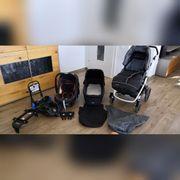 Kombi-Kinderwagen Römer Britax Go Set