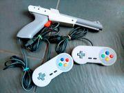 Nintendo NES Pistole und 2