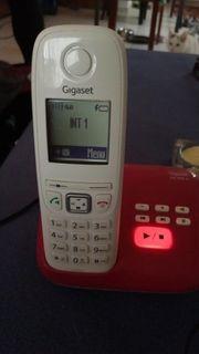 verkauft wird dieses Festnetztelefon der