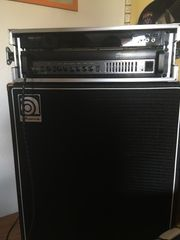Ampeg Bass Anlage
