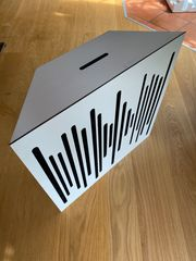 6x Bass Trap aus Akustikschaum
