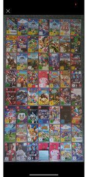 Nintendo Spiele Sammlung