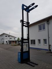 Hanselifter E-1646 Hochhubwagen Deichselstapler Elektrohubwagen