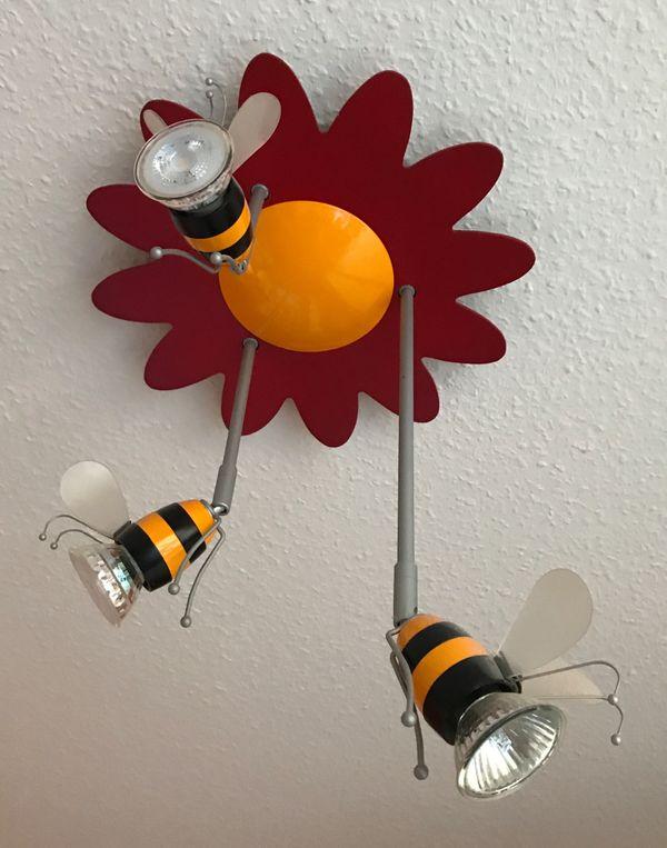 Deckenlampe Kinderzimmer Biene Durchmesser 30 cm wie NEU in ...