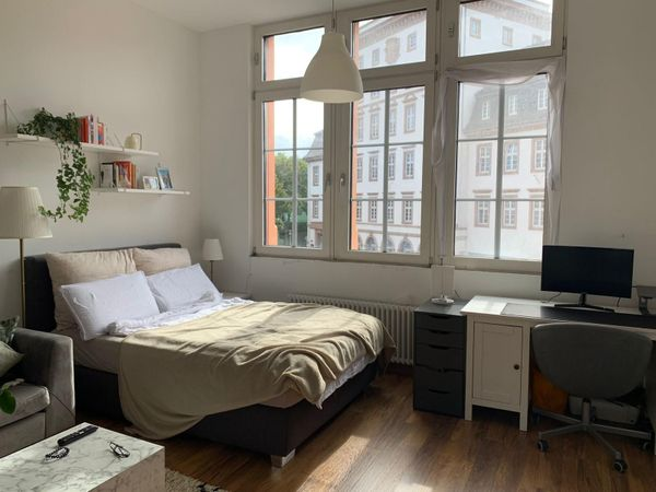 Sehr angenehme Wohnung im Stadtzentrum