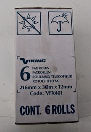 Viking Thermo Fax Rollen 6