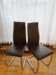 Swingstuhl 2x Marke Niehoff