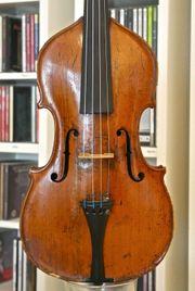 Alte Geige old Quinton 1780