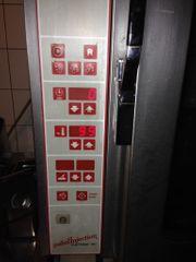 Kombidämpfer Gas Schultes Kassendrucker