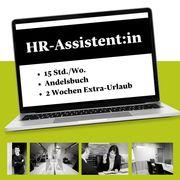 HR-Assistent in Teilzeit