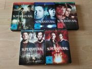 Supernatural Staffel 1 bis 5