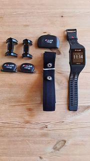 Polar V800 HR Black komplett