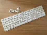 Apple USB Keyboard mit Nummernblock