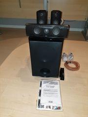 ELAC 5 1 Soundsystem Subwoofer