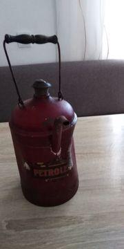 Petrolium- Ölkännchen