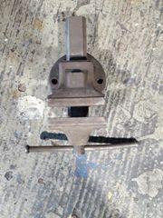 Schraubstock 105mm Backenbreite für Werkbank