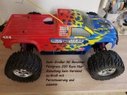 RC Monster Truck sehr Groß