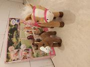 Baby Born Stall ohne Pferde