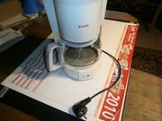 gebrauchte Bosch-Kaffeemaschine